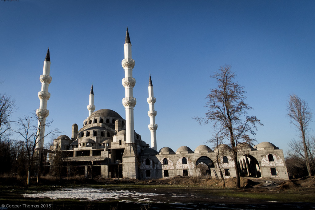 examining bishkek u0026 39 s new central mosque